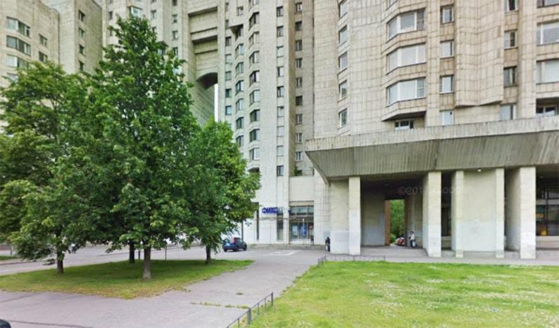 г. Санкт-Петербург, Новосмоленская наб., д.1,лит.Ж