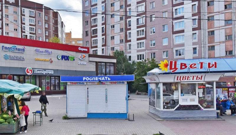 г. Рязань, ул. Новоселов, д.56